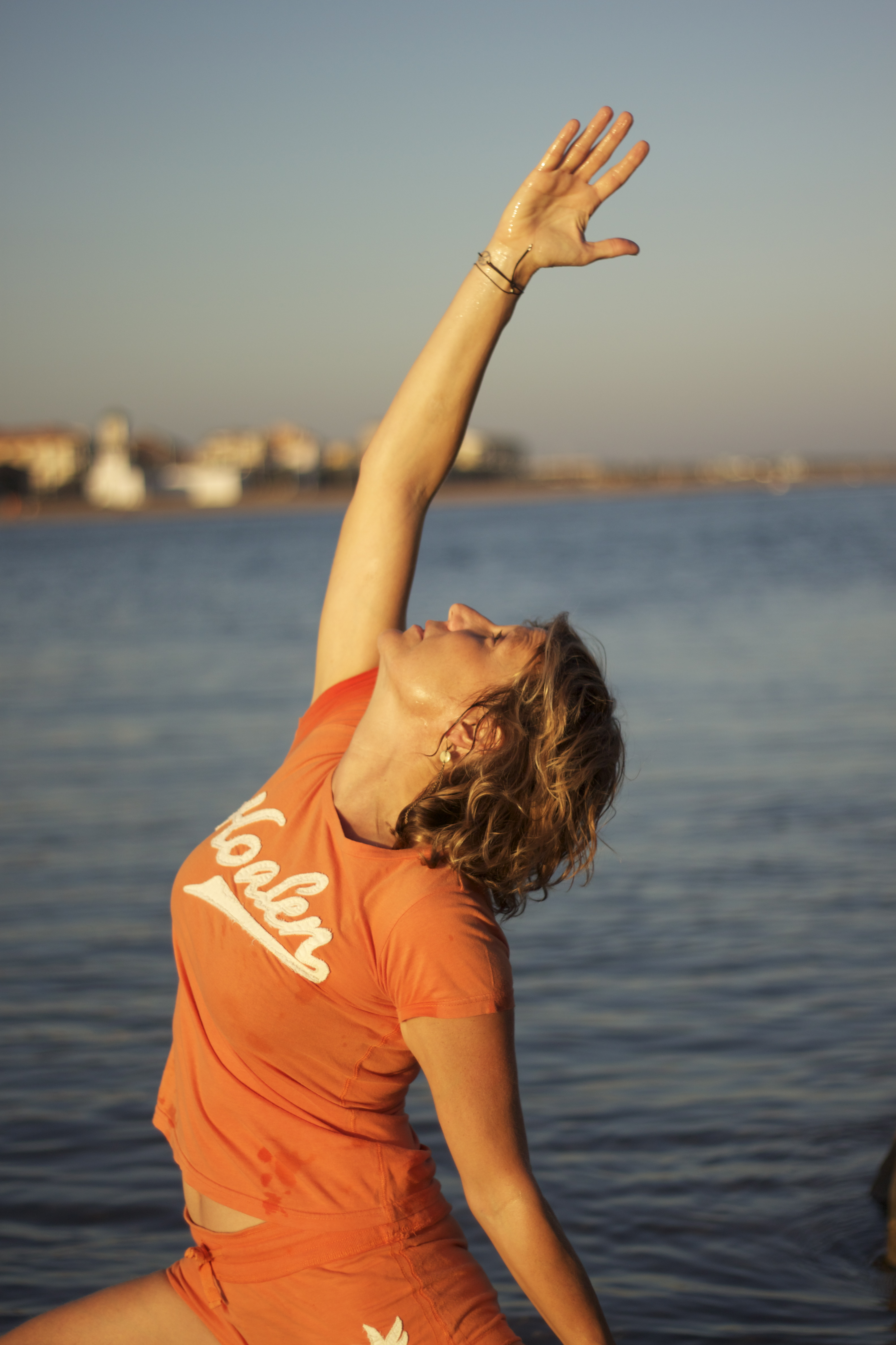 Yoga - Brigitte Banégas
